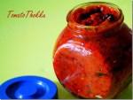 tomato thokku, thakkali thokku